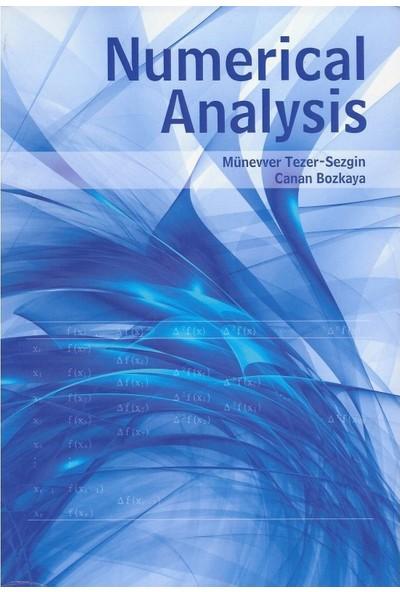 Numerical Analysis - Canan Bozkaya