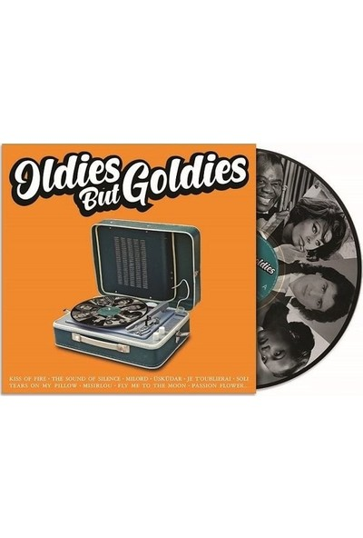 Çeşitli Sanatçılar - Oldies But Goldies - Plak