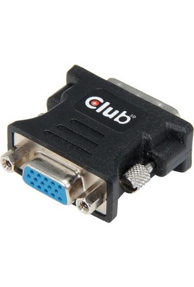 Club 3D VGA - DVI VGA Dişi / DVI Erkek Çevirici Adaptör CAA-DMA-CFA