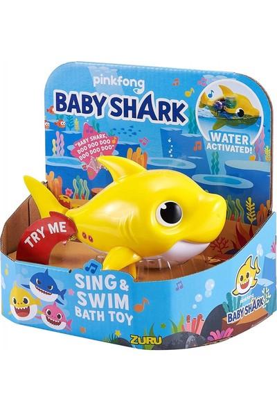 Giochi Preziosi Baby Shark Yüzen ve Sesli Figür