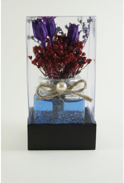 Timo Tasarım Kokulu Mini Çiçek