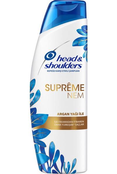 Head Shoulders Supreme Nem Argan Yağlı Şampuan 300Ml