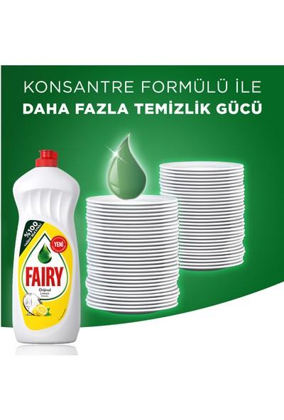 Fairy 650 ml Sıvı Bulaşık Deterjanı Limon