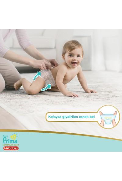Prima Premium Care Külot Bebek Bezi 3 Beden Midi Süper Fırsat Paketi 112 Adet