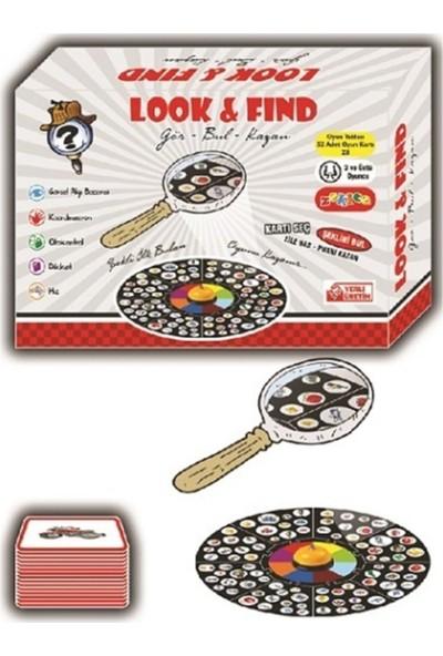 Zekice Look & Find (Dedektif) Zeka Oyunu