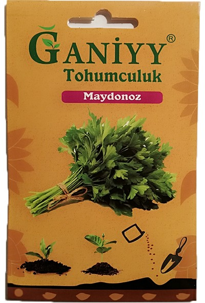 Ganiyy Maydonoz Tohumu