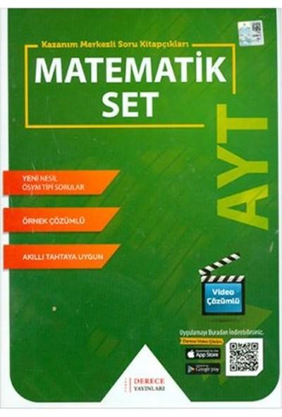 Derece Yayınları DRC AYT Matematik Modüler Set 2020-2021