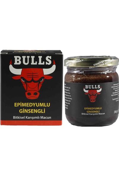 Bulls Büyük 240 gr Epimedyumlu Ginsengli Macun
