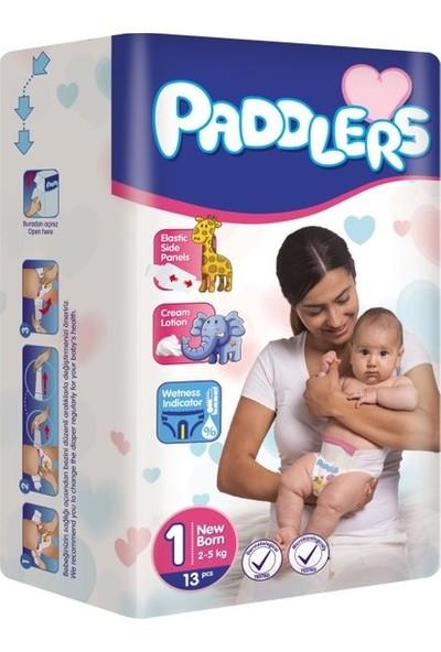 Paddlers 1 Numara Newborn 13 Adet (2-5 kg) Deneme Paketi