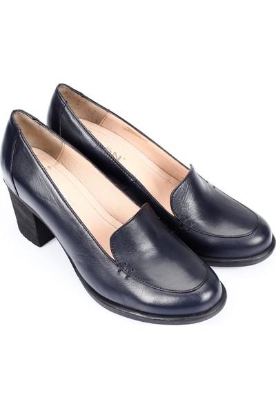 Gön Deri Kadın Ayakkabı 24070