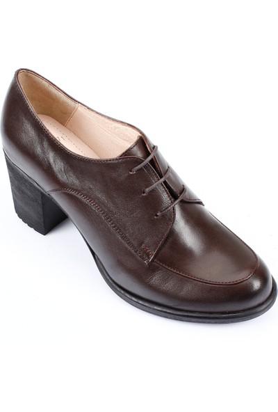 Gön Deri Kadın Ayakkabı 24071