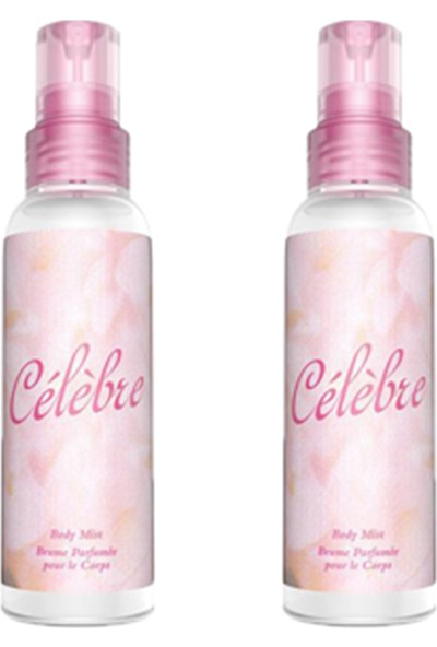 Avon Celebre 100 ml Vücut Spreyi 2'li Set