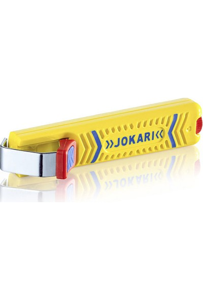 Jokari 10270 Kablo Dış Kılıf Soyma Bıçağı Ø 8 - 28 mm