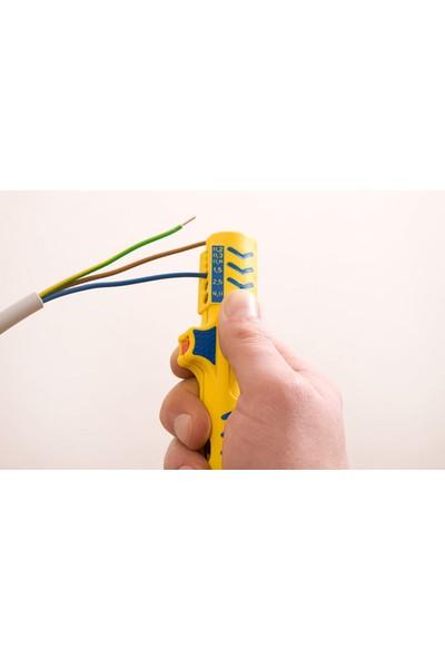 Jokari 30155 Kablo Soyma ve Sıyırma Aleti Ø 8 - 13 mm