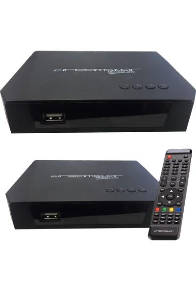 Dreamstar Master Ip Tv Dahili Wi-Fi Uydu Alıcı