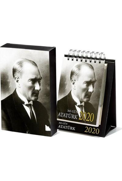 Atatürk 365 Gün 2020 Takvimi