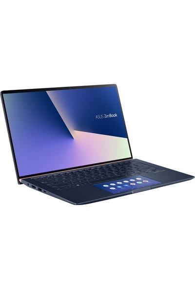 """Asus UX434FLC-A6227T Intel Core i7 10510U 16GB 512GB SDD MX250 Windows 10 Home 14"""" FHD Taşınabilir Bilgisayar"""