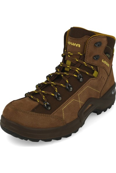 Lowa Kody Iıı Gtx Mıd Gs Outdoor Bot Brown/Mustard