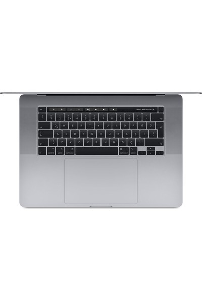 "Apple MacBook Pro Intel Core i7 9750H 16GB 512GB SSD Radeon Pro 5300M macOS 16"" Taşınabilir Bilgisayar Space Grey MVVJ2TU/A"