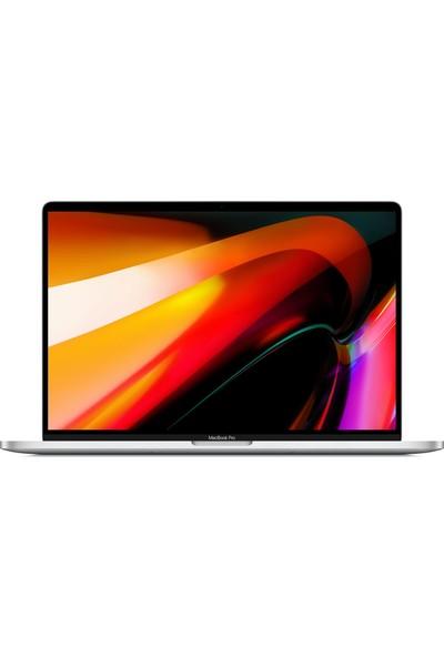 "Apple MacBook Pro IntelCorei7 9750H 16GB 512GB SSD RadeonPro 5300M macOS 16"" Taşınabilir Bilgisayar Silver MVVL2TU/A"