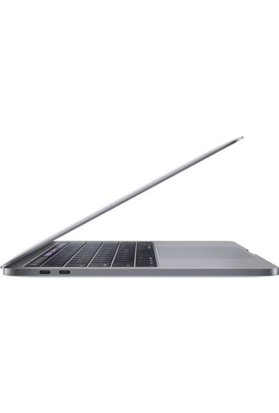 "Apple MacBook Pro Touchbar Intel Core i5 8250U 8GB 128GB SSD 13.3"" macOS Taşınabilir Bilgisayar MUHN2TU/A Space Grey"
