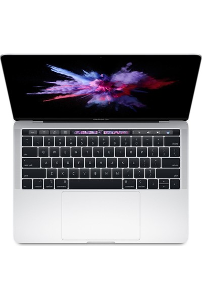 """Apple MacBook Pro Touchbar Intel Core i5 8257U 8GB 128GB SSD 13.3"""" macOS Taşınabilir Bilgisayar MUHQ2TU/A Silver"""