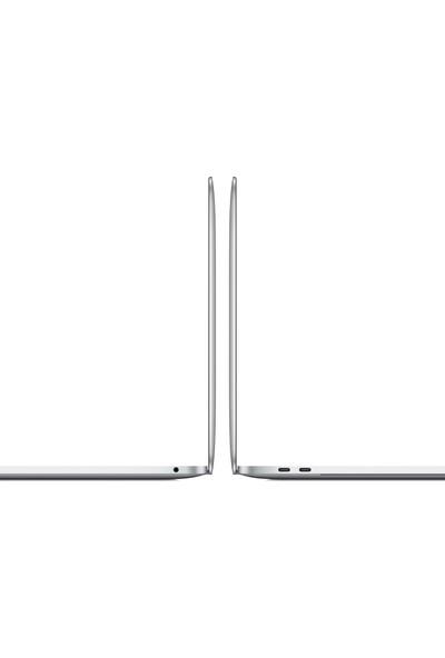 """Apple MacBook Pro Touchbar Intel Core i5 8250U 8GB 256GB SSD 13.3"""" macOS Taşınabilir Bilgisayar MUHR2TU/A Silver"""