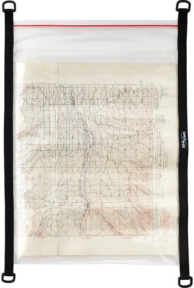 Seallıne Map Case Medium Su Geçirmez Harita Kılıfı Clear