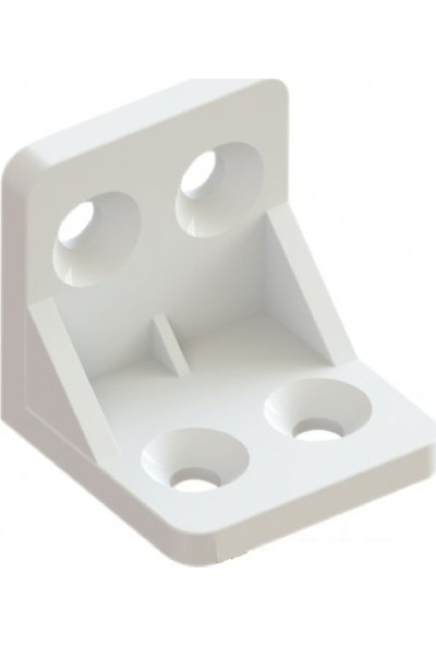 Arvax Plastik L Köşe Masa Bağlantıları 10'lu