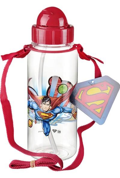 Tuffex Superman Rocco Pipetli Matara 500 ml