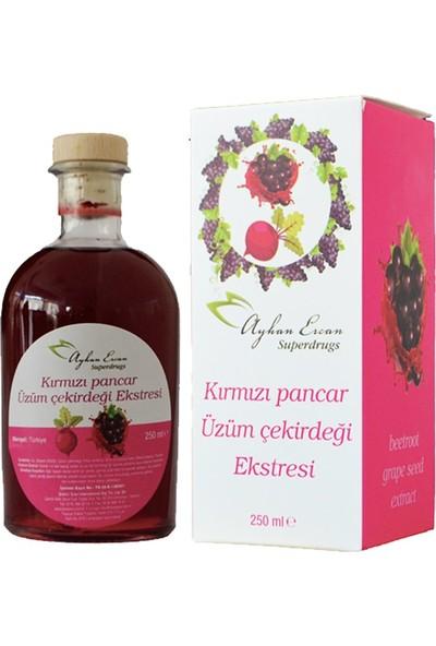 Ayhan Ercan Kırmızı Pancarüzüm Çekirdeği Ekstresi 250 ml