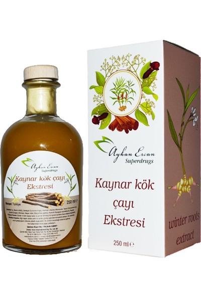 Ayhan Ercan Superdrugs Kaynar Kök Çayı Ekstresi 250 ml