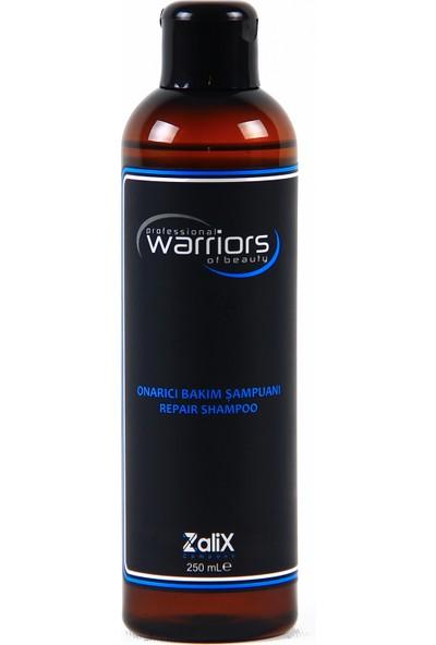 Zalix Warriors Onarıcı Saç Bakım Şampuanı 250 ml