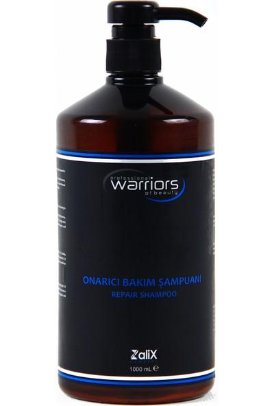Zalix Warriors Onarıcı Saç Bakım Şampuanı 1000 ml