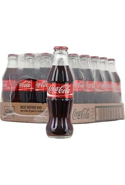 Coca Cola Cam Şişe 200 ml 24'lü