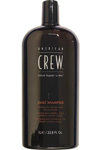 American Crew Erkekler için günlük Şampuan 1000 ml