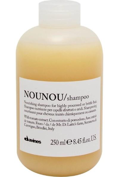 Davines Nounou Sülfatsız Besleyici Güçlendirici Şampuan 250 ml