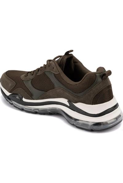 Kinetix Harlow 9Pr Haki Erkek Fitness Ayakkabısı
