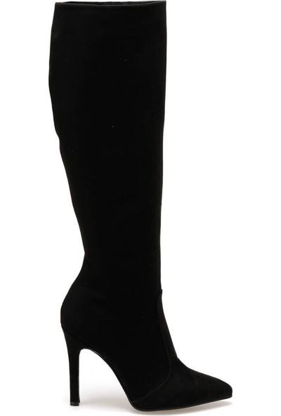 Butigo Clay Siyah Kadın Çizme