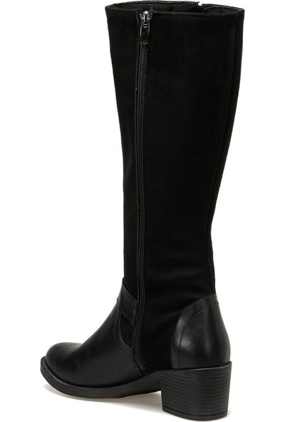 Butigo Defne Siyah Kadın Çizme