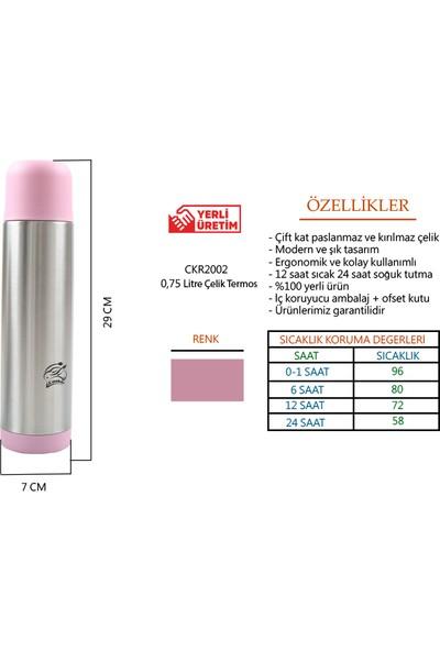 Cooker Paslanmaz Çelik Termos 750 ml - CKR2002