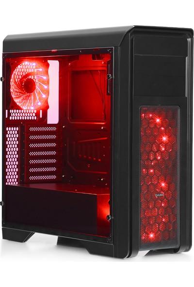 Teknobiyotik HB2600 H AMD Ryzen 5 2600 16GB 480GB SSD GTX1660 Super Freedos Masaüstü Bilgisayar