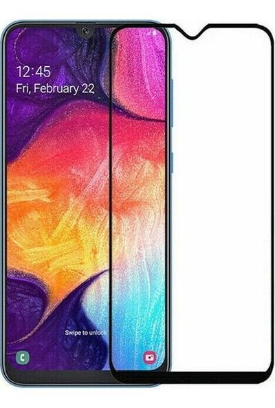 Casestore Samsung Galaxy M30s 5D Fiber Nano Ekran Koruyucu Cam - Siyah