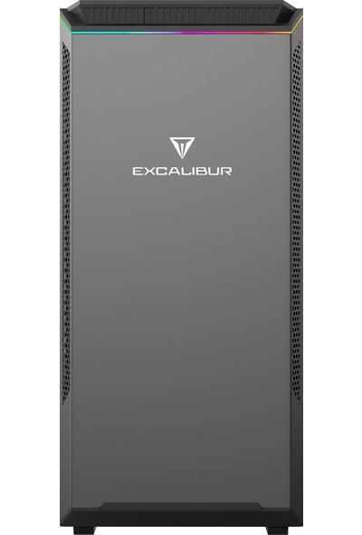 Casper Excalibur E60L.970F-B660X-V-F Intel Core i7 9700F 16GB 1TB + 480GB SSD RTX2060 Freedos Masaüstü Bilgisayar