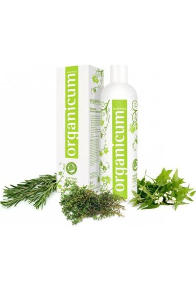 Organicum Yağlı Saçlar İçin Şampuan 350 ml
