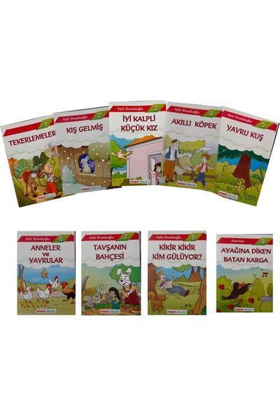 1.Sınıf Hikaye Seti (9 Kitap) - Aziz Sivaslıoğlu