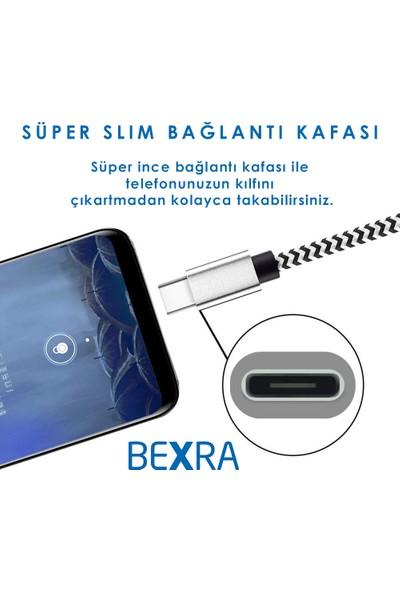 Bexra Type-C Data ve Şarj Kablosu 2 mt