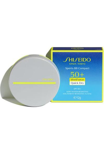 Shiseido Suncare Sports Bb Compact SPF50 Medium Dark