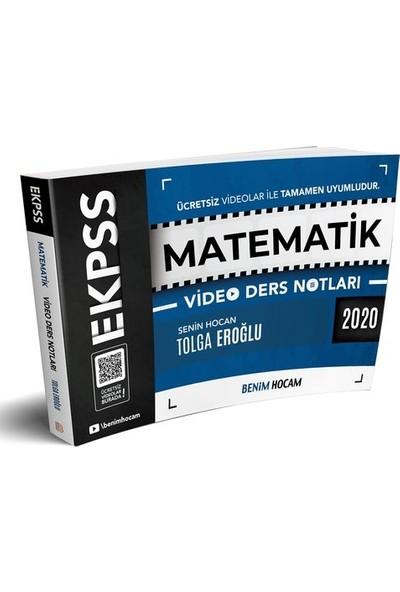 Benim Hocam Yayınları 2020 E-KPSS Matematik Video Ders Notları