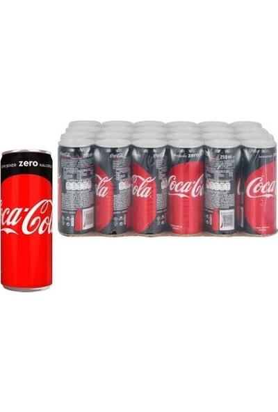Coca Cola Zero 200 ml x 24' lü